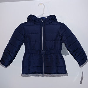 Puffer Coat R 1881 by S.Rothschild Size 5/6 NWT